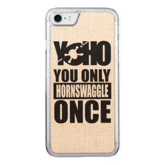 YOHO Pirat Carved iPhone 8/7 Hülle