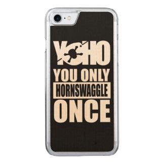 YOHO Piraten-Schwarzes Carved iPhone 8/7 Hülle