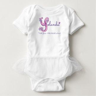 Yolanda-Mädchenname u. Bedeutung des Babybody