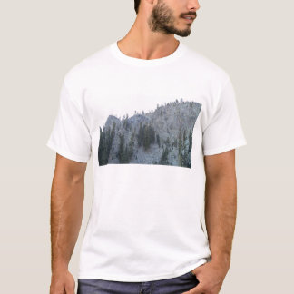 Yolly Bolly Ca Landschaft Skyscape Waterscape T-Shirt