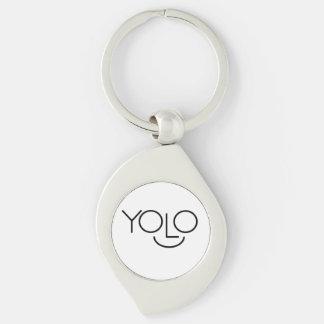 YOLO Keychain Schlüsselanhänger