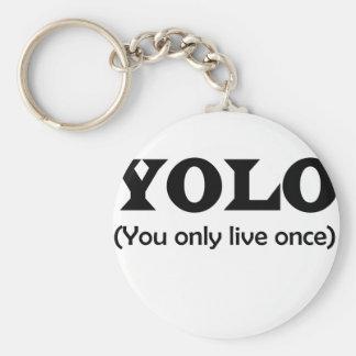 Yolo Schlüsselanhänger