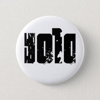 Yolo -- T - Shirt Runder Button 5,1 Cm