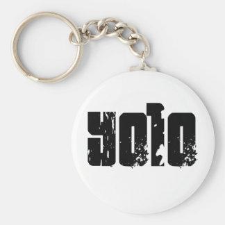 Yolo -- T - Shirt Schlüsselanhänger