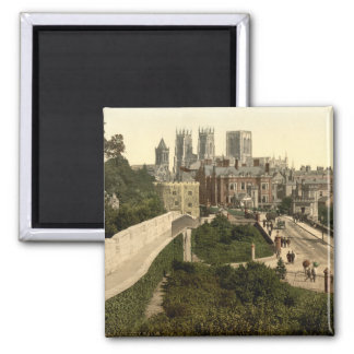 York I, Yorkshire, England Quadratischer Magnet