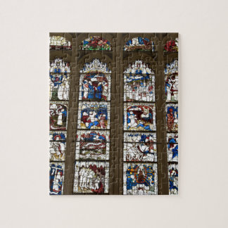 York-Münster-großes Ostfenster Puzzle