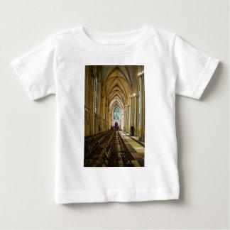 York-Münster von innen. Baby T-shirt