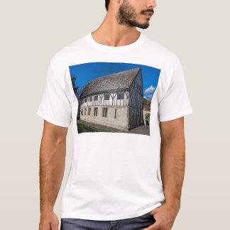 York, Museum arbeitet, hospitium, Plastik im T-Shirt