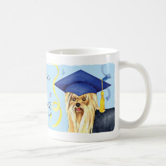 Yorkie Absolvent Kaffeetasse