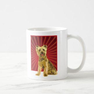 Yorkie Hundebesitzer Kaffeetasse