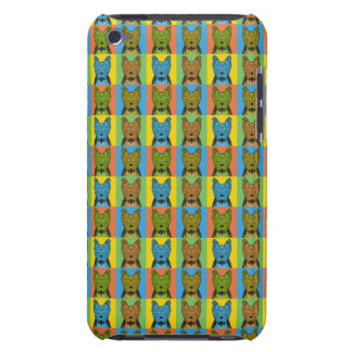 Yorkie HundeCartoon Pop-Kunst Case-Mate iPod Touch Case