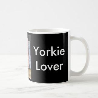 Yorkie Liebhaber Kaffeetasse
