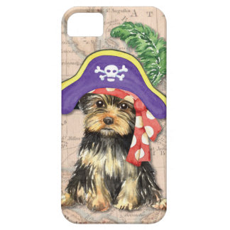 Yorkie Pirat iPhone 5 Etui