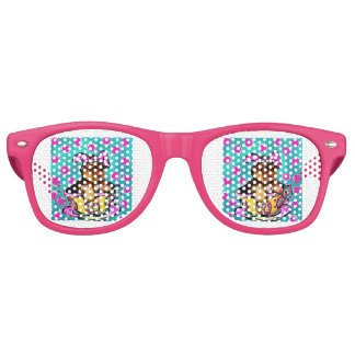 Yorkie Poo Ostern Partybrille