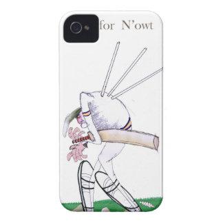 Yorkshire-Kricket 'heraus für n'owt iPhone 4 Case-Mate Hüllen