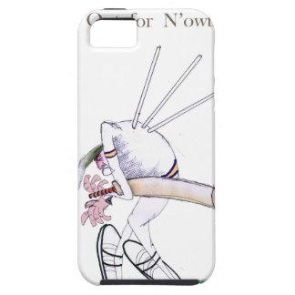 Yorkshire-Kricket 'heraus für n'owt iPhone 5 Hüllen