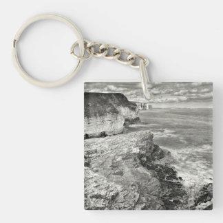 Yorkshire-Küste Schlüsselanhänger