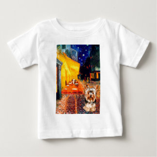Yorkshire Terrier 17 - Terrasse-Café Baby T-shirt