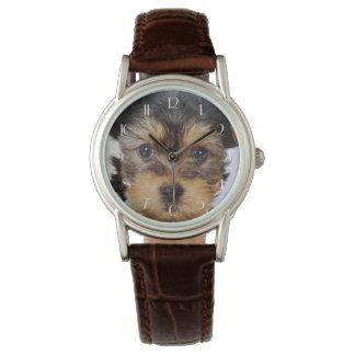 Yorkshire Terrier Armbanduhr