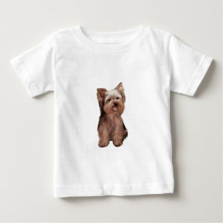 Yorkshire Terrier (d) - lachend Baby T-shirt