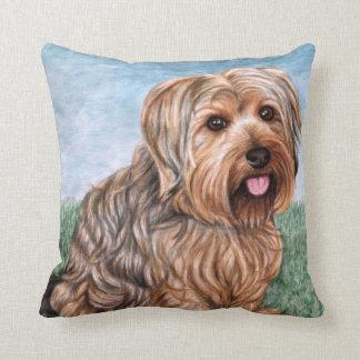Yorkshire Terrier Kissen