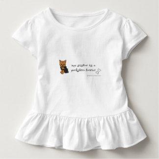 Yorkshire-Terrier Kleinkind T-shirt