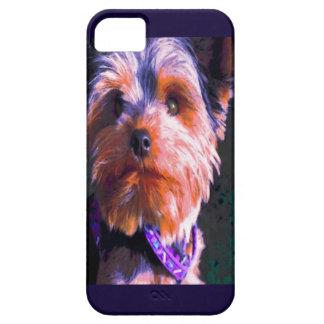 Yorkshire-Terrier-Pop-Kunst Etui Fürs iPhone 5