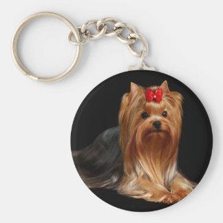 Yorkshire Terrier Schlüsselanhänger