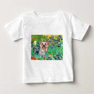 Yorkshire Terrier (T) - Iris Baby T-shirt