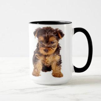 Yorkshire-Terrier-Tasse Tasse