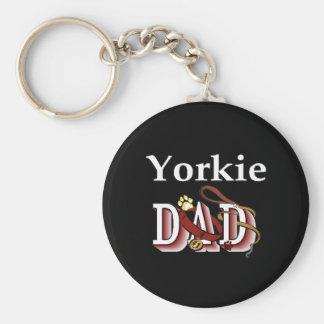 Yorkshire-Terriervati Keychain Schlüsselanhänger