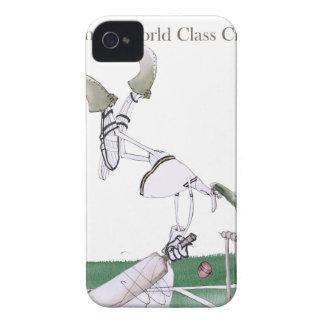 Yorkshire'Zuhause zu Weltklasse cricket Case-Mate iPhone 4 Hülle