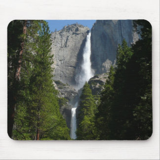 Yosemite Falls II von Yosemite Nationalpark Mousepad