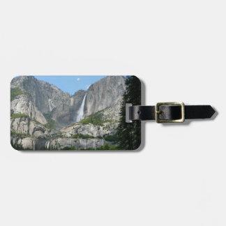 Yosemite Falls III von Yosemite Nationalpark Kofferanhänger