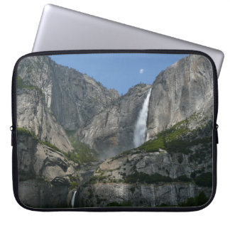 Yosemite Falls III von Yosemite Nationalpark Laptop Sleeve