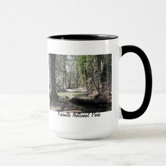 Yosemite-Holz Tasse