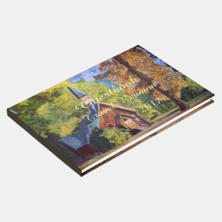 Yosemite-Kapelle, Guestbook Gästebuch