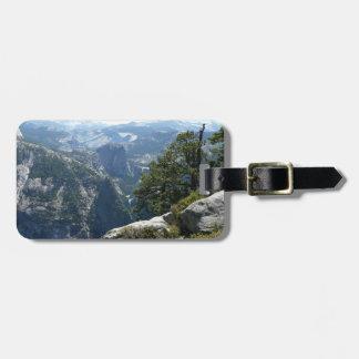 Yosemite-Mountain View in Yosemite Nationalpark Kofferanhänger