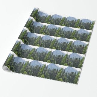 Yosemite Nationalpark Geschenkpapier