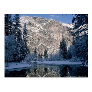 Yosemite Nationalpark, Kalifornien USA Postkarten