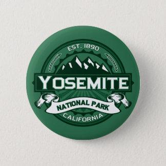 Yosemite Nationalpark Logo Runder Button 5,7 Cm
