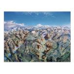 Yosemite-Panorama Postkarten
