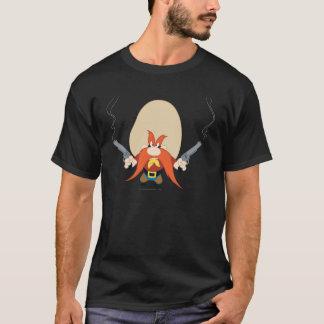Yosemite Sam ziehen sich zurück T-Shirt