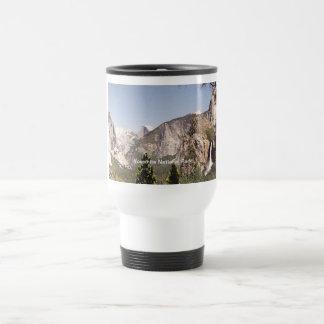 Yosemite-Tal (Foto auf Kaffeereise-Tasse) Edelstahl Thermotasse
