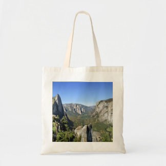 Yosemite-Tal-Panorama 2 - Yosemite Tragetasche