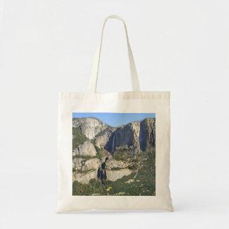 Yosemite-Tal-Panorama 3 - Yosemite Tragetasche