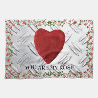 You are my rose geschirrtuch