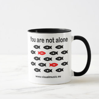 You are not alone tasse