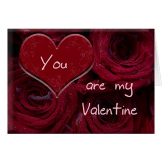 You of acres my Valentine Greeting Card