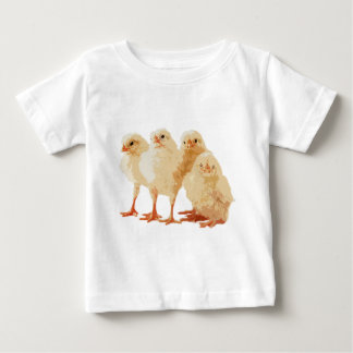 Young chicks baby t-shirt